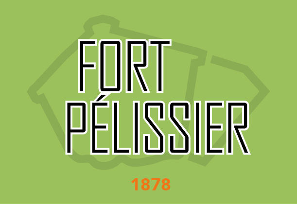 Logo Fort Pelissier officiel
